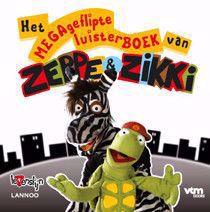 Product afbeelding: Luisterboek Zeppe & Zikki