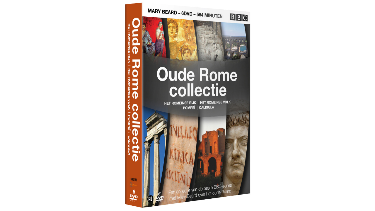 Product afbeelding: BBC Oude Rome collectie DVD-box