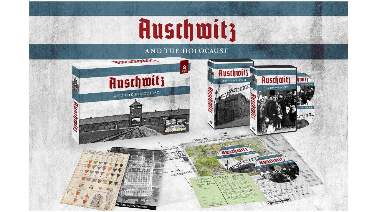 Product afbeelding: Auschwitz & Holocaust