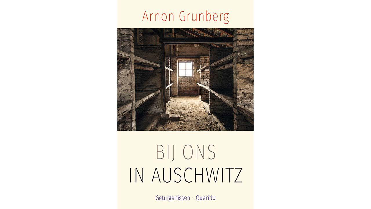 Product afbeelding: E-Book: Bij ons in Auschwitz – Arnon Grunberg