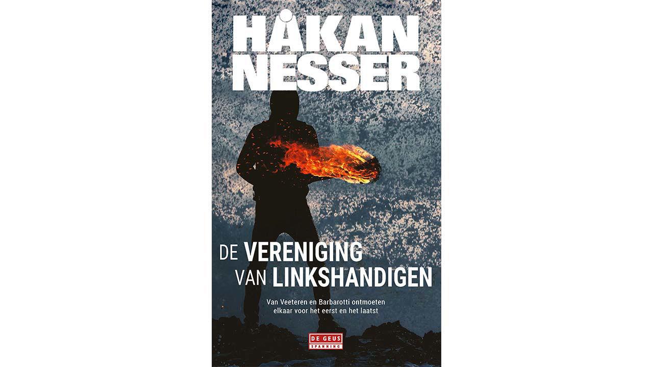 Product afbeelding: E-Book: De vereniging van Linkshandigen - Håkan Nesser