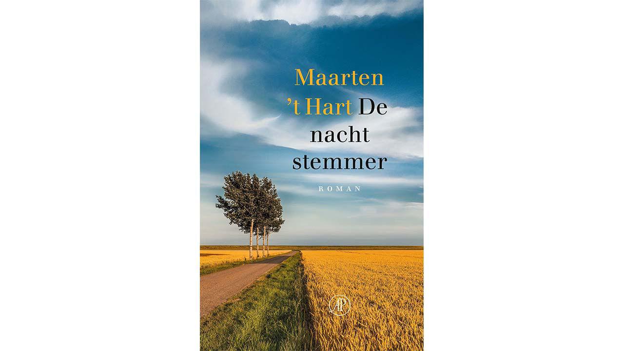 Product afbeelding: E-Book: De nachtstemmer – Maarten 't Hart