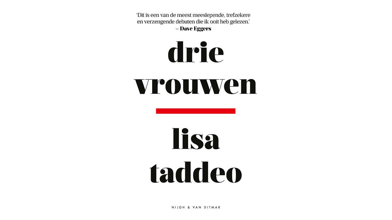 Product afbeelding: E-Book: Drie vrouwen – Lisa Taddeo
