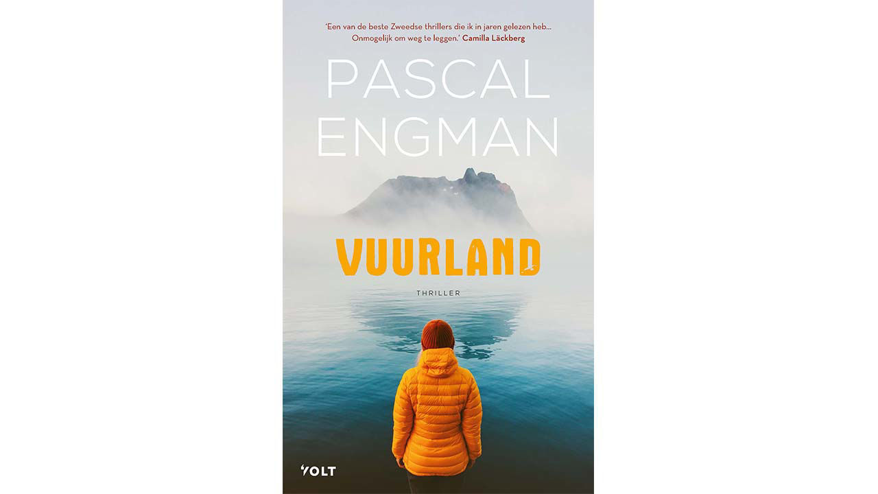 Product afbeelding: E-Book: Vuurland – Pascal Engman