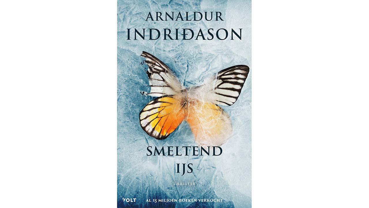 Product afbeelding: E-Book: Smeltend ijs – Arnaldur Indridason
