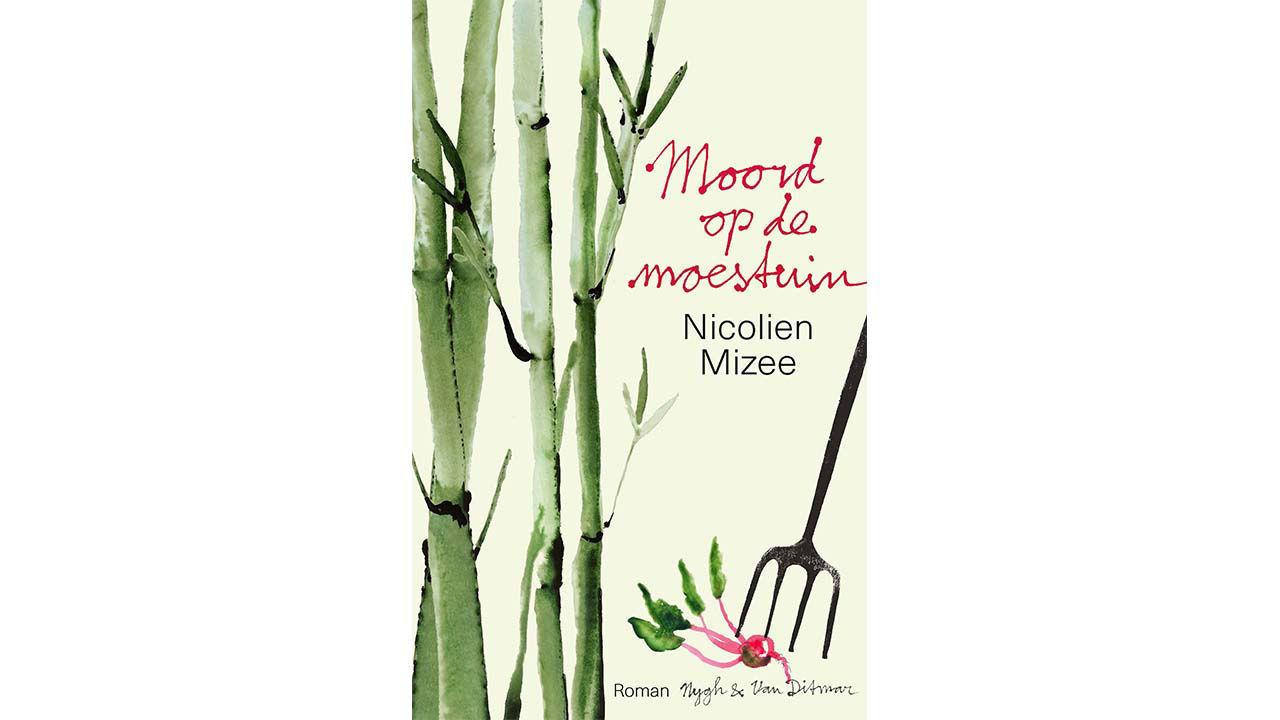 Product afbeelding: E-Book: Moord op de moestuin – Nicolien Mizee