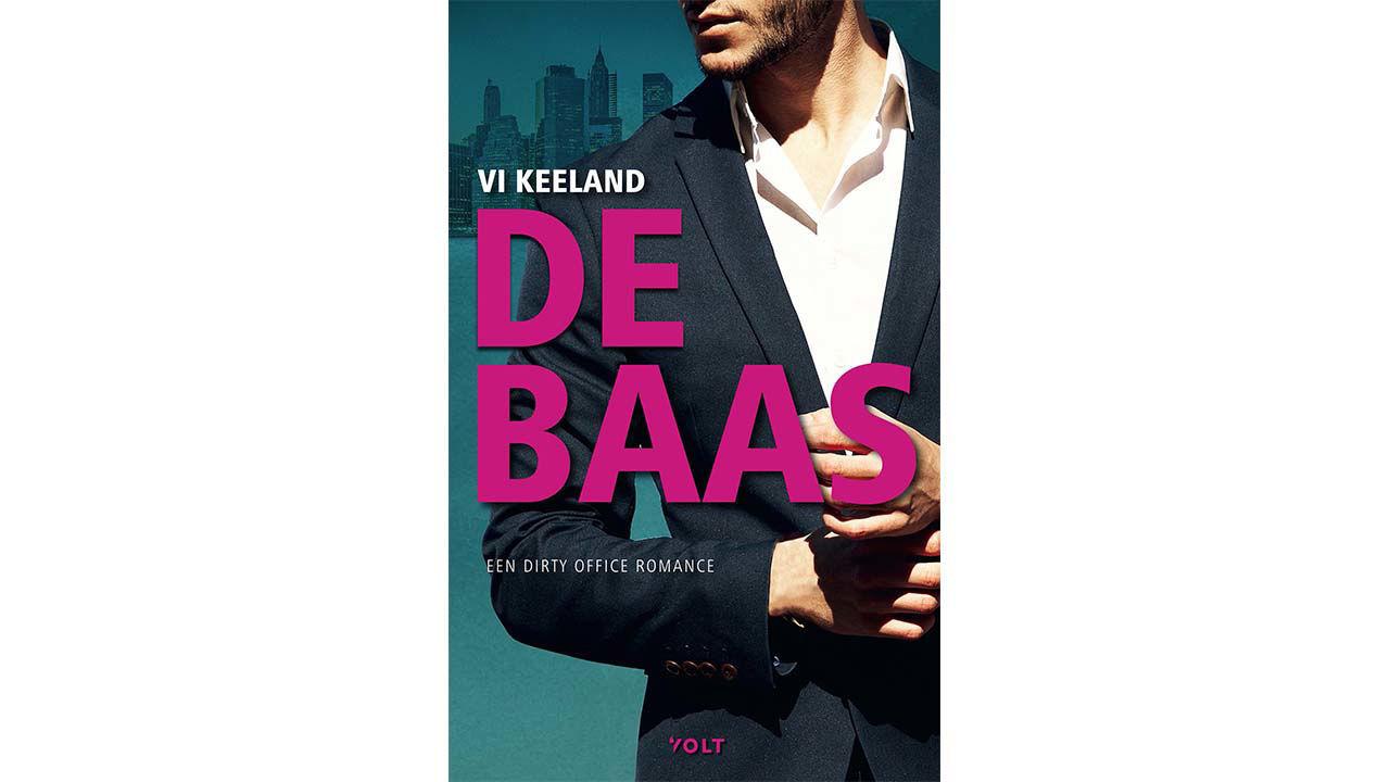 Product afbeelding: E-Book: De baas – Vi Keeland