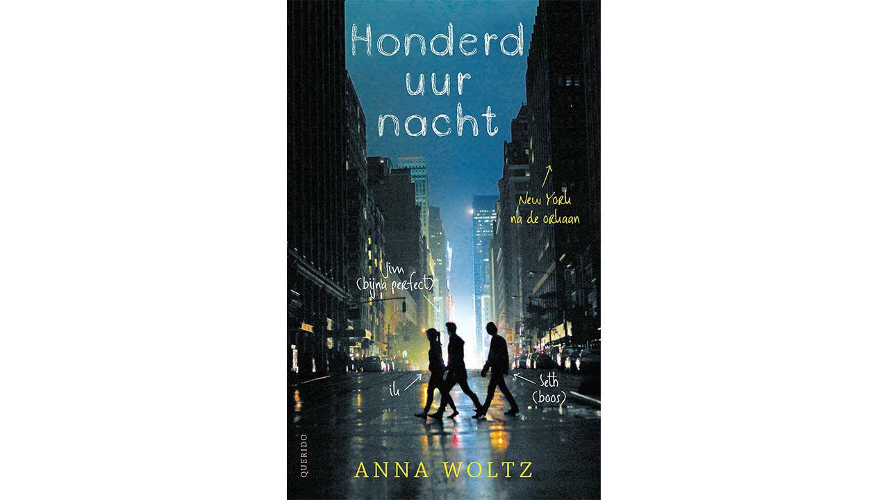 Product afbeelding: E-Book: Honderd uur nacht – Anna Woltz