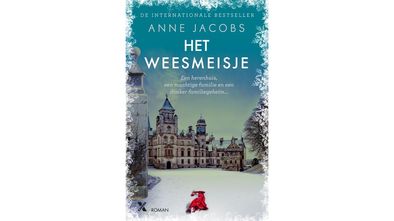 Product afbeelding: E-Book: Het Weesmeisje (DEEL I) - Anne Jacobs
