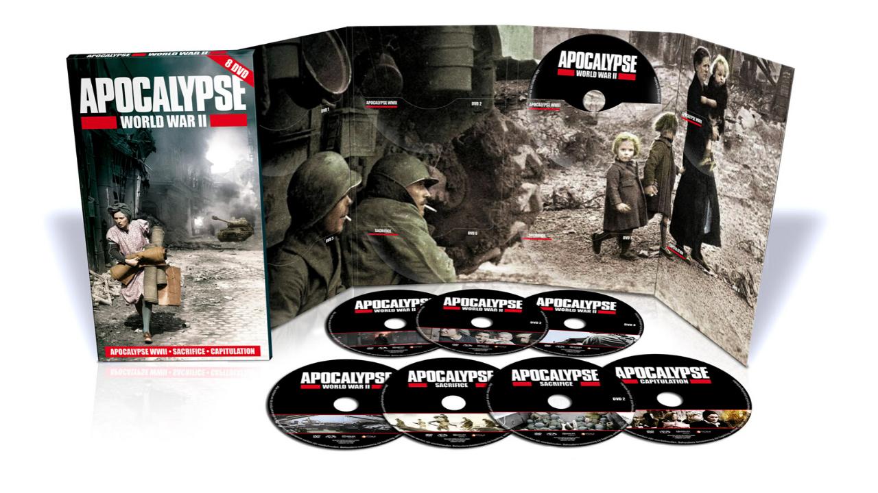 Product afbeelding: Apocalypse: WWII