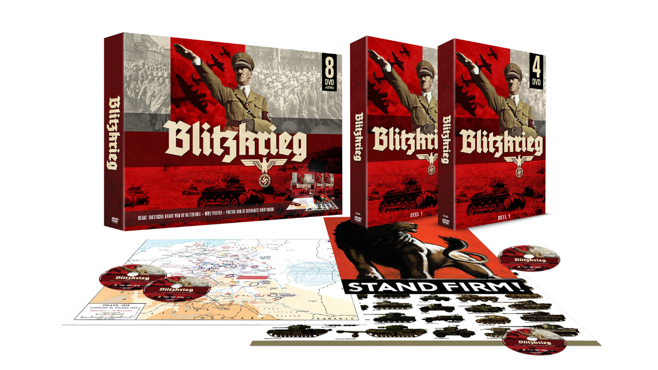 Product afbeelding: Blitzkrieg