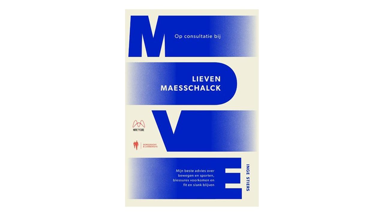 Product afbeelding: Boek: 'Move' van Lieven Maesschalck & Inge Stiers