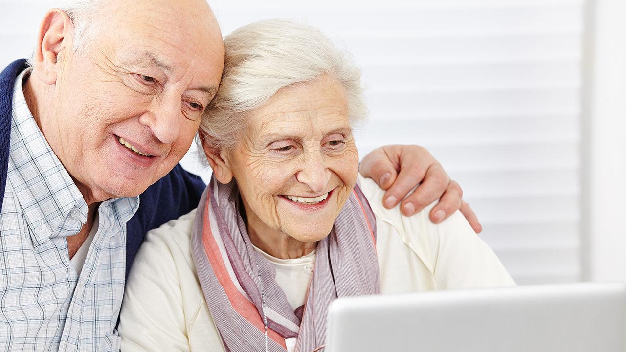 Product afbeelding: Online cursus: Trainingen voor senioren