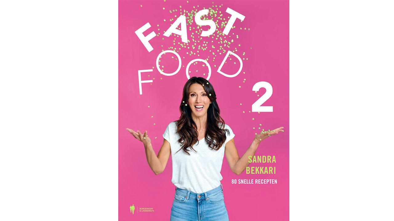 Product afbeelding: Sandra Bekkari - Fast Food 2