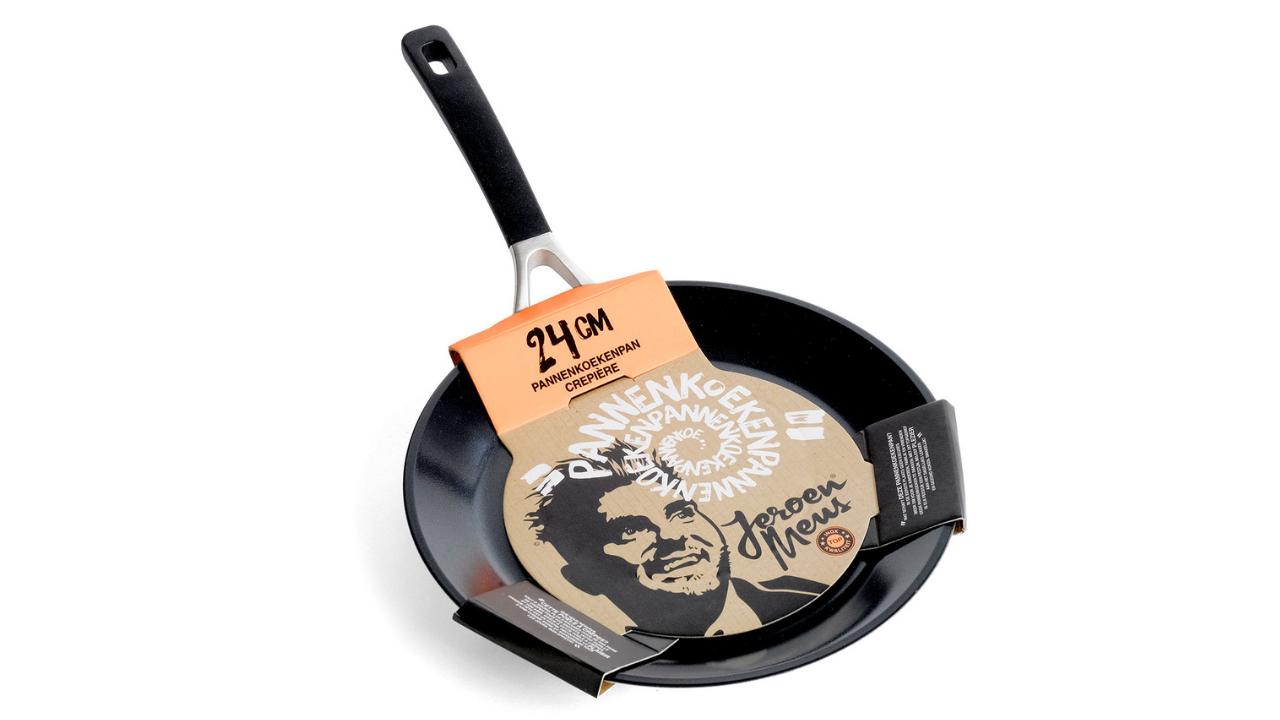 Product afbeelding: Pannenkoekenpan - Jeroen Meus