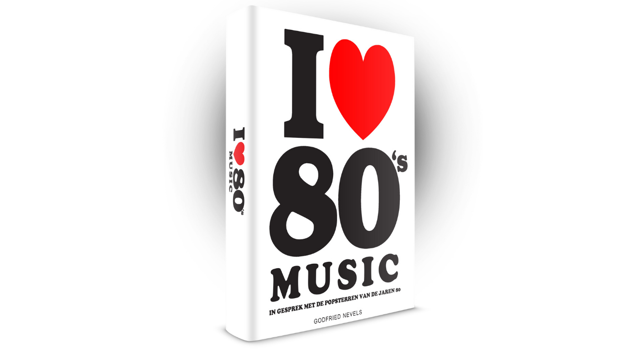 Product afbeelding: I Love 80's Music