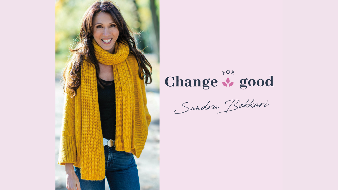 Product afbeelding: Sandra Bekkari - Change For Good