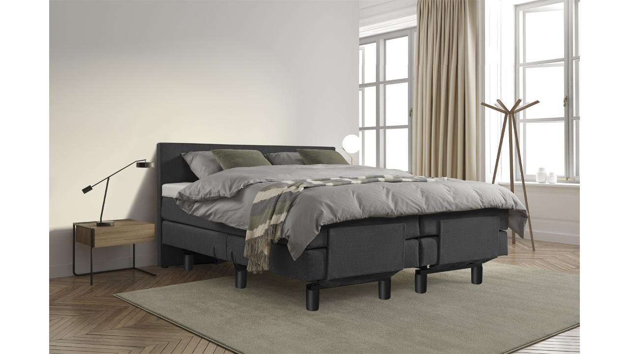 Product afbeelding: Boxspring Elektrische Box (Dubbel bed)