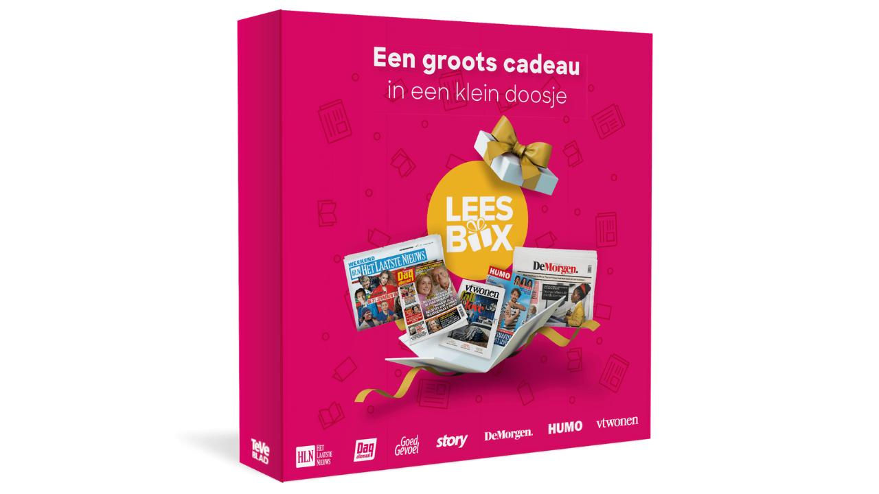 Product afbeelding: Leesbox