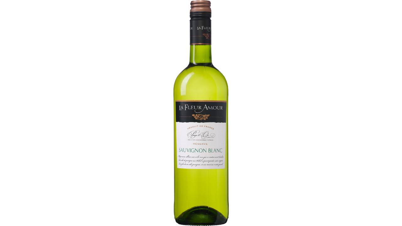 Product afbeelding: La Fleur Amour Reserve Sauvignon Blanc Pays d'Oc IGP